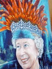 The Queen of PNG